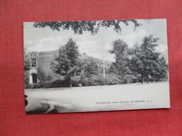 High School Rutherfrod    NJ ---------ref 3300 - United States