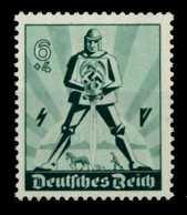 3. REICH 1940 Nr 745 Postfrisch X6DA79E - Allemagne