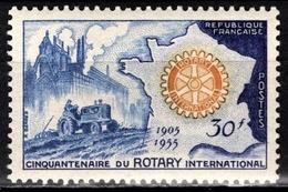 FRANCE 1955 -  Y.T. N° 1009 - NEUF** - Frankreich