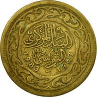 Monnaie, Tunisie, 100 Millim, 1983/AH1403, Paris, TB+, Laiton, KM:309 - Tunisia