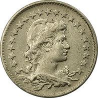 Monnaie, Brésil, 100 Reis, 1925, SUP, Copper-nickel, KM:518 - Brazil