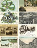 Deutschland Neue Bundesländer Partie Mit Circa 350 Ansichtskarten Dabei Auch Bessere Karten Und Lithos I-II - Kamerun