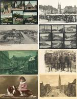 Deutschland Partie Mit Circa 1100 Einfachen Ansichtskarten 1900 Bis 1945 Dabei Auch Einige Motive Und Ausland I-II - Kamerun