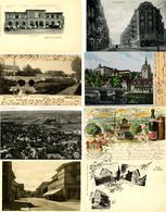 Deutschland Partie Mit Circa 200 Ansichtskarten 1900 Bis 60'er Jahre Dabei Auch Lithos Und Bessere Karten I-II - Kamerun