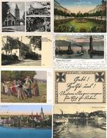 Deutschland Partie Mit Circa 2500 Einfachen Ansichtskarten Vor 1945 Dabei Auch Motive I-II - Kamerun