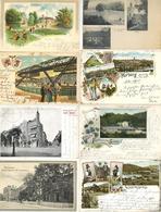 Deutschland Partie Mit Circa 290 Ansichtskarten Meist Vor 1945 Dabei Auch Bessere Karten Und Lithos I-II - Kamerun