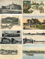 Deutschland Partie Mit Cirva 160 Ansichtskarten Meist 1900-45 I-II - Kamerun