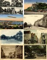 Deutschland Partie über 200 Ansichtskarten Ab 1900 Bis 60'er Jahre Dabei Auch Bessere Karten I-II - Kamerun