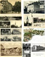 Deutschland Und Etwas Ausland Nette Partie Mit über 10.000 Ansichtskarten Viel Südbaden I-II - Kamerun