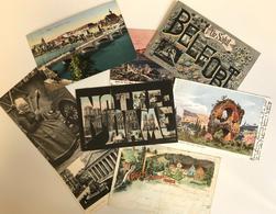 Partie Mit 1800 Alten Ansichtskarten In 2 Schachteln, Meist Einfache Ware - Kamerun