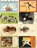 Rücklose Der Letzten Auktion Partie Von Circa 10 Ansichtskarten (alles Einzellose), Ehemaliger Ausruf über 50 Euro I-II - Kamerun