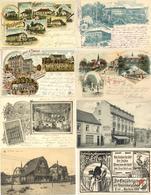 Rücklose Der Letzten Auktion Partie Von Circa 100 Ansichtskarten (alles Einzellose), Ehemaliger Ausruf über 500 Euro I-I - Kamerun
