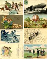 Motive Partie Mit Circa 280 Ansichtskarten Meist 1900 Bis 1945 Dabei Auch Bessere Karten I-II - Kamerun