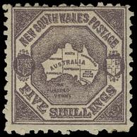 * Australia / New South Wales - Lot No.63 - 1850-1906 New South Wales