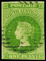 O Australia / South Australia - Lot No.65 - Used Stamps