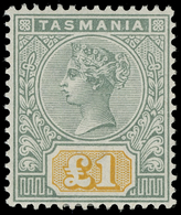 ** Australia / Tasmania - Lot No.72 - Used Stamps
