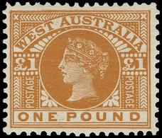 * Australia / Western Australia - Lot No.79 - 1854-1912 Western Australia