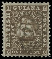 O British Guiana - Lot No.233 - British Guiana (...-1966)