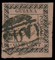 O British Guiana - Lot No.234 - British Guiana (...-1966)