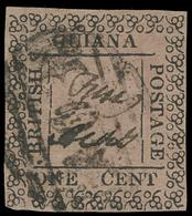 O British Guiana - Lot No.235 - British Guiana (...-1966)