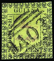O British Guiana - Lot No.236 - British Guiana (...-1966)