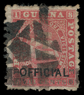 O British Guiana - Lot No.240 - British Guiana (...-1966)