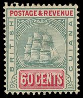 * British Guiana - Lot No.242 - British Guiana (...-1966)