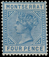 * Montserrat - Lot No.709 - Montserrat
