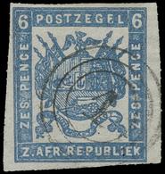 O Transvaal - Lot No.1090 - Transvaal (1870-1909)