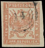 O Transvaal - Lot No.1092 - Transvaal (1870-1909)