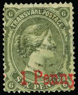 O Transvaal - Lot No.1096 - Transvaal (1870-1909)