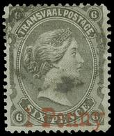 O Transvaal - Lot No.1097 - Transvaal (1870-1909)
