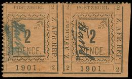 * Transvaal - Lot No.1098 - Transvaal (1870-1909)