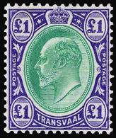 * Transvaal - Lot No.1100 - Transvaal (1870-1909)