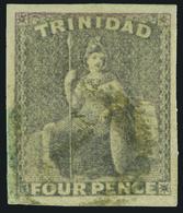 O Trinidad - Lot No.1104 - Trinidad & Tobago (...-1961)