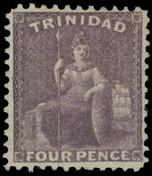* Trinidad - Lot No.1108 - Trinidad & Tobago (...-1961)