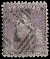 O Trinidad - Lot No.1109 - Trinidad & Tobago (...-1961)