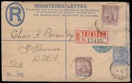 [x] Trinidad - Lot No.1112 - Trinidad & Tobago (...-1961)