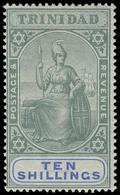 * Trinidad - Lot No.1113 - Trinidad & Tobago (...-1961)