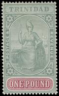 * Trinidad - Lot No.1114 - Trinidad & Tobago (...-1961)
