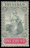 * Trinidad - Lot No.1115 - Trinidad & Tobago (...-1961)