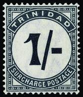 * Trinidad - Lot No.1116 - Trinidad & Tobago (...-1961)