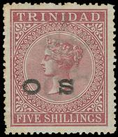 * Trinidad - Lot No.1117 - Trinidad & Tobago (...-1961)