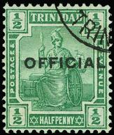 O Trinidad - Lot No.1118 - Trinidad & Tobago (...-1961)