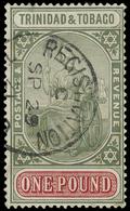 O Trinidad And Tobago - Lot No.1121 - Trinidad & Tobago (...-1961)