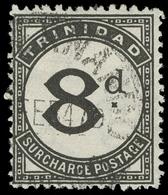 O Trinidad And Tobago - Lot No.1122 - Trinidad & Tobago (...-1961)