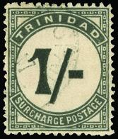 O Trinidad And Tobago - Lot No.1123 - Trinidad & Tobago (...-1961)