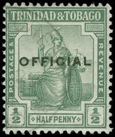 O Trinidad And Tobago - Lot No.1124 - Trinidad & Tobago (...-1961)