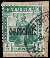 /\ Trinidad And Tobago - Lot No.1125 - Trinidad & Tobago (...-1961)
