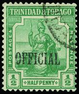 O Trinidad And Tobago - Lot No.1126 - Trinidad & Tobago (...-1961)